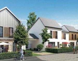 Achat / Vente immobilier neuf Maurepas proche quartier Malmedonne (78310) - Réf. 2707