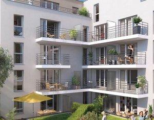 Achat / Vente immobilier neuf Meaux parc du Pâtis (77100) - Réf. 4014