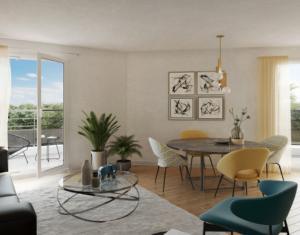Achat / Vente immobilier neuf Meaux proche commodités et centre-ville (77100) - Réf. 5164