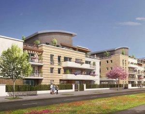 Achat / Vente immobilier neuf Meaux proche du parc du Pâtis (77100) - Réf. 2327