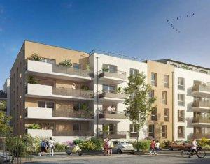 Achat / Vente immobilier neuf Meaux proche gare (77100) - Réf. 5006