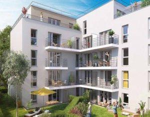 Achat / Vente immobilier neuf Meaux proche Parc du Pâtis (77100) - Réf. 2688