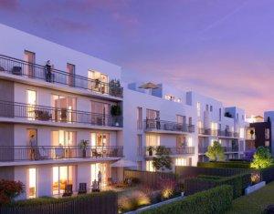 Achat / Vente immobilier neuf Meaux quartier centre hospitalier (77100) - Réf. 2713