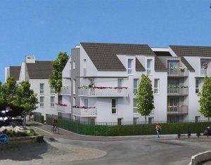 Achat / Vente immobilier neuf Melun à 10 min de la gare (77000) - Réf. 5273