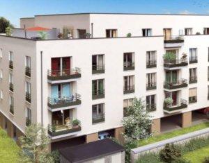 Achat / Vente immobilier neuf Melun à 700m de la place Saint-Jean (77000) - Réf. 3079