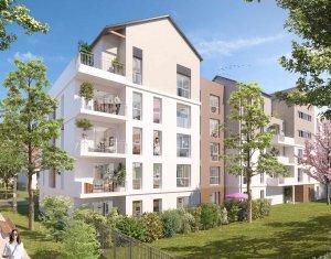 Achat / Vente immobilier neuf Melun centre à 10 min de marche (77000) - Réf. 3226