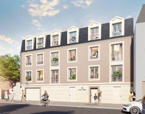 Achat / Vente immobilier neuf Melun centre à deux pas de la Place Saint Jean (77000) - Réf. 6169