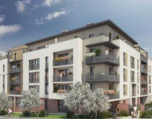 Achat / Vente immobilier neuf Melun proche centre-ville (77000) - Réf. 1155
