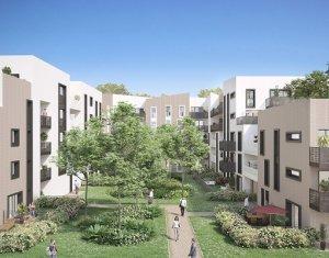 Achat / Vente immobilier neuf Melun proche centre-ville et RER D (77000) - Réf. 3783
