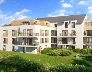 Achat / Vente immobilier neuf Melun proche place Saint-Jean (77000) - Réf. 4097