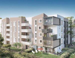 Achat / Vente immobilier neuf Melun proche RER D (77000) - Réf. 3461