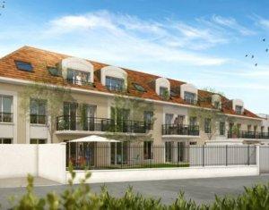 Achat / Vente immobilier neuf Mennecy proche centre-ville (91540) - Réf. 1204