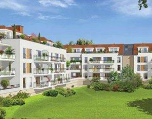 Achat / Vente immobilier neuf Mennecy proche du vieux bourg (91540) - Réf. 670