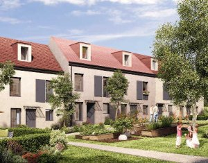 Achat / Vente immobilier neuf Mennecy proche gare RER (91540) - Réf. 2422