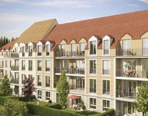 Achat / Vente immobilier neuf Mennecy proche RER D (91540) - Réf. 5448
