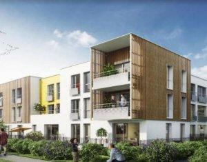 Achat / Vente immobilier neuf Méry-sur-Oise cœur centre-ville (95540) - Réf. 3810