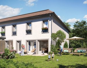 Achat / Vente immobilier neuf Messy proche Claye (77410) - Réf. 6110