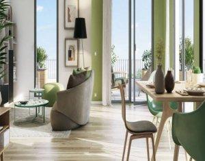 Achat / Vente immobilier neuf Moissy-Cramayel au cœur de l'écoquartier de Chanteloup (77550) - Réf. 5290