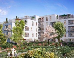 Achat / Vente immobilier neuf Moissy-Cramayel aux portes de Paris (77550) - Réf. 2531