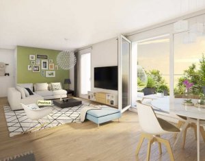 Achat / Vente immobilier neuf Moissy-Cramayel proche gare (77550) - Réf. 1679