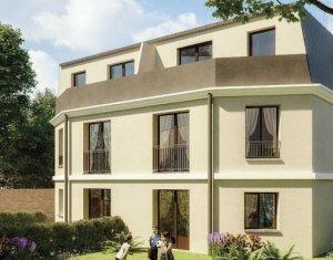 Achat / Vente immobilier neuf Montesson à 7 minutes en voiture du RER A (78360) - Réf. 4441