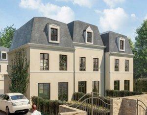 Achat / Vente immobilier neuf Montesson à quelques minutes du centre-ville (78360) - Réf. 3854