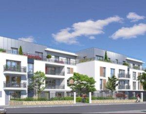 Achat / Vente immobilier neuf Montesson cœur centre-ville (78360) - Réf. 3374