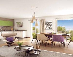 Achat / Vente immobilier neuf Montesson quartier résidentiel (78360) - Réf. 4536