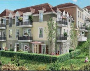 Achat / Vente immobilier neuf Montévrain coeur quartier Bourg (77144) - Réf. 2694