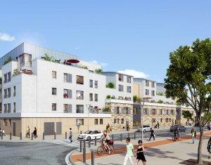 Achat / Vente immobilier neuf Montévrain Eco-Quartier (77144) - Réf. 1334