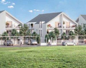 Achat / Vente immobilier neuf Montfermeil quartier des Coudreaux (93370) - Réf. 2997