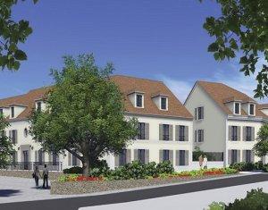 Achat / Vente immobilier neuf Montfort-L'amaury face école Saint-Louis (78490) - Réf. 1270