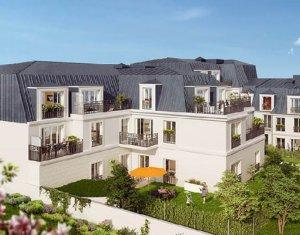 Achat / Vente immobilier neuf Montgeron à 2 minutes du RER D (91230) - Réf. 2398