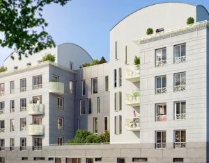 Achat / Vente immobilier neuf Montigny-le-Bretonneux proche du RER C (78180) - Réf. 1852