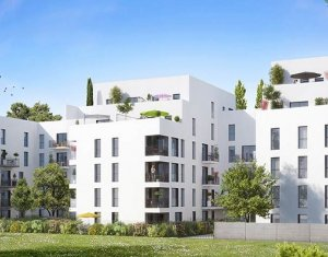 Achat / Vente immobilier neuf Montigny-lès-Cormeilles 300 mètres RER C (95370) - Réf. 1816