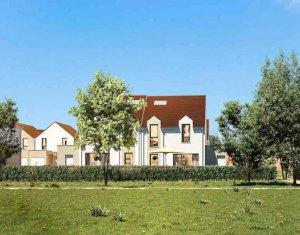 Achat / Vente immobilier neuf Montlhéry à 10 min à pied des commodités (91310) - Réf. 4731