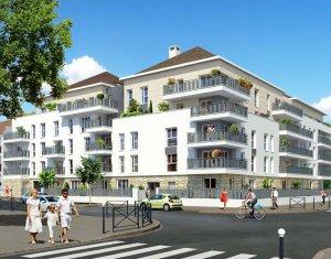 Achat / Vente immobilier neuf Montmagny centre-ville (95360) - Réf. 1702
