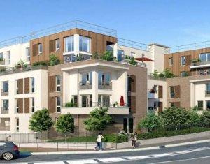 Achat / Vente immobilier neuf Montmorency proche des commodités (95160) - Réf. 822