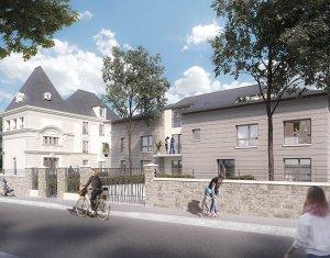 Achat / Vente immobilier neuf Montmorency quartier de la Châtaigneraie (95160) - Réf. 1534