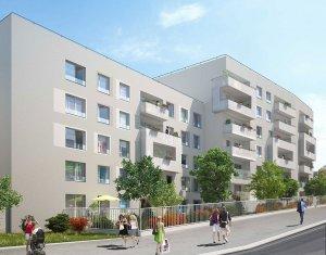 Achat / Vente immobilier neuf Nanterre proche porte de Paris (92000) - Réf. 1878