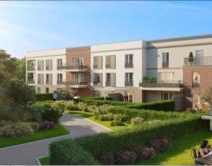 Achat / Vente immobilier neuf Nanteuil-lès-Meaux proche centre-ville (77100) - Réf. 3082