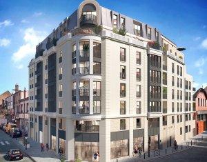 Achat / Vente immobilier neuf Neuilly plaisance boulevard Gallieni (93360) - Réf. 3402