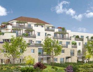 Achat / Vente immobilier neuf Neuilly-Plaisance proche Parc des Coteaux d'Avron (93360) - Réf. 1205