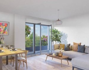 Achat / Vente immobilier neuf Neuilly - Plaisance proche RER (93360) - Réf. 3679