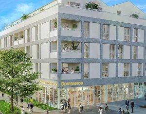 Achat / Vente immobilier neuf Neuilly-sur-Marne au cœur du Parc de Maison (93330) - Réf. 2773