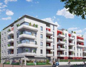 Achat / Vente immobilier neuf Neuilly-sur-Marne proche bords de Marne (93330) - Réf. 6211