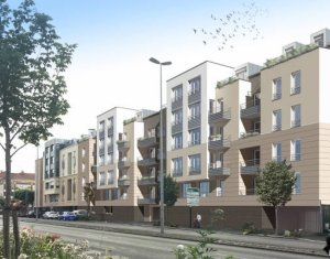Achat / Vente immobilier neuf Neuilly-sur-Marne proche centre (93330) - Réf. 3776