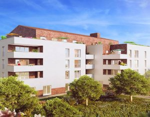 Achat / Vente immobilier neuf Neuilly-sur-Marne proche parc (93330) - Réf. 3880