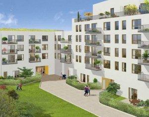 Achat / Vente immobilier neuf Noisiel proche RER (77186) - Réf. 3734