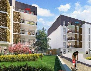 Achat / Vente immobilier neuf Noisy-le-Grand Les Richardets (93160) - Réf. 3865